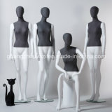 Fashionable Fabric Wrapped Female Mannequin in Hot Sale