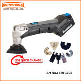 SDS Function Multi Tool Cordless Power Tool Set with Lithium DC Power
