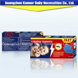 China Konnor Hot Sale and Long Effective Mosquito Mat Repellent Patch