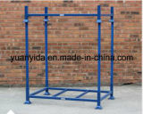 Powder Coating Wooden Base Post Pallet