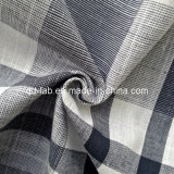 100%Cotton Yarn Dyed Shirting Fabric (QF13-0763)