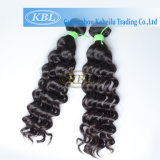 Deep Wave Brazilian Human Hair Weave