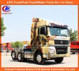 Heavy Duty Sinotruk Sino Truck HOWO 371HP Tractor Trucks 30tons for Pulling Trailer Use