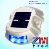 Plastic Solar Road Stud / LED Flashing Road Marker / Cat Eye