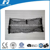 Black Color Cargo Net with Woven Tape