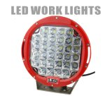 160W 4D LED Work Lights CREE Offroad Forklift Car Spotlight Excavator ATV Lamp Tractor Truck Light Boat UTV Spot Beam