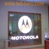 P16 Glass LED Display/P16 Transparent LED Screen/P16 Advertising LED