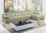 Modern Living Room Leather Sofa L. PA07