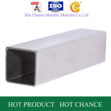 SUS 201, 304, 316 Stainless Steel Square Pipe 180g