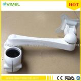 Dental LCD Monitor Post Mounted Intraoral Camera Mount Metal Arm