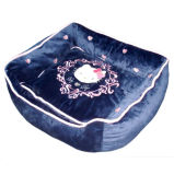 Fabric Pet Bedding Accessory Cat and Dog Soft Bed (SXBB-297)