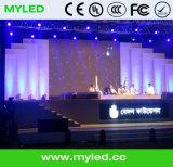 Indoor P3 Big Stage Video Screen with Retal Cabinet