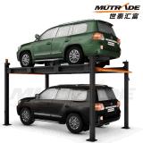 4 Post Car Storage Hydraulic Lift