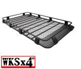 Full Length Universal Steel Car Roof Racks Size 2200X1250X150