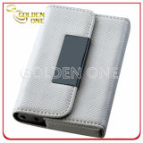 High Quality New Design Pattern Leather Business Card Case