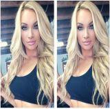 Body Wave Brazilian Virgin Human Hair Full Lace Wig