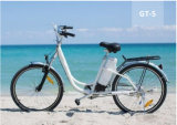 Steel Frame Alloy Rim City Electric Bicycle for Sale
