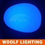 Fancy Decorative LED Stone Floor Lamp