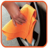 Nonwoven Fabric Car Cleaning Cloth