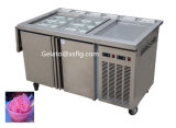 3 Function Ice Cream Fired Pan Machine