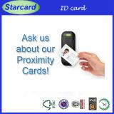 2k/4k/8k Mf DESFire EV1 Proximity Ticket Card