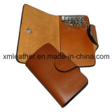 Brow Magic Wallet and Key Holder with Simple Design
