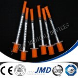 Disposable Medical Insulin Syringe with Ce and Lower Price