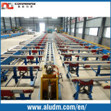 New Design Aluminium Profile Extrusion Machine in Profile Cooling Conveyor Tables/Handling System Conveyor
