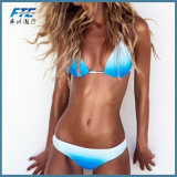 Sublimation Fashion Sexy Fashion Bikini Swimwear Swimsuit for Lady