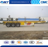 3 Axle Skeleton Trailer/Container Chassis (WL9400TJZP)