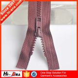 Export to 70 Countries High Quality Large Plastic Zipper