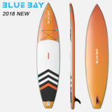 2018 New Design PVC Inflatable Surf Board Paddle Board