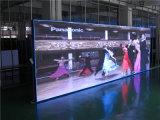 Large Digital P20 Outdoor LED Clock Display
