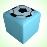 Football Stool Children Chair and Ottoman/Mini Stool (BF-142)