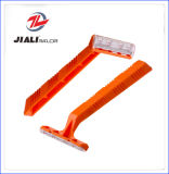Disposable Shaving Razor Blade for Prison to USA Russia Brazil Iran (SL-3022S)