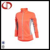 Custom Logo Latest Compression Sports Running Jacket for Women