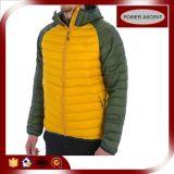 2015 Mens Contrast Color Packable Down Super Warm Winter Jackets