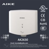 ABS PLASTIC Fast Single Jet Bathroom Electric Automatic Hand Dryer