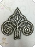 Leaf Type of Bride Wedding Dress Rhinestone Belts, DIY Accessories