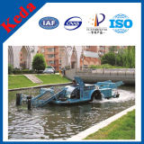 Aquatic Weed Cutting Ship/ Garbage Collection Boat Supplied by Keda