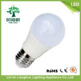 2016 Hottest Type LED Bulb 3W A50 LED Plastic Aluminum Bulb Lighting