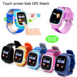 Kids GPS Watch with SIM Card and Sos Button (D15)