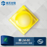 White 160lm 3535 LED Chip 1watt 5500k Ceramic Base