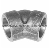 Forged Steel High Pressure Socket Welded 45 Degree Elbow