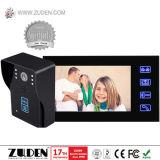 Popular Color Video Intercom Door Phone with Lock Control