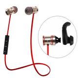 High Grade Bass Music Handfree Sport Wireless Sterero Bluetooth Earphone and Heaphone