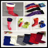 Boot Sock, Boot Warmer, Sockings, Rain Boot Sock. Fur Boot Sock, Boot Liner, Welly Liner