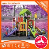 EU Standard School Amusing Children Outdoor Playground Equipment