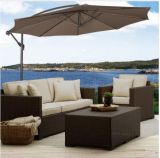 Patio Sun Shade Offset Outdoor Market 10′ Hanging Umbrella