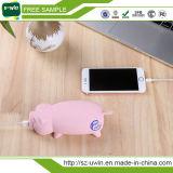 Bulk Sale 11500mAh Full Capacity Pig Mobile Power Bank